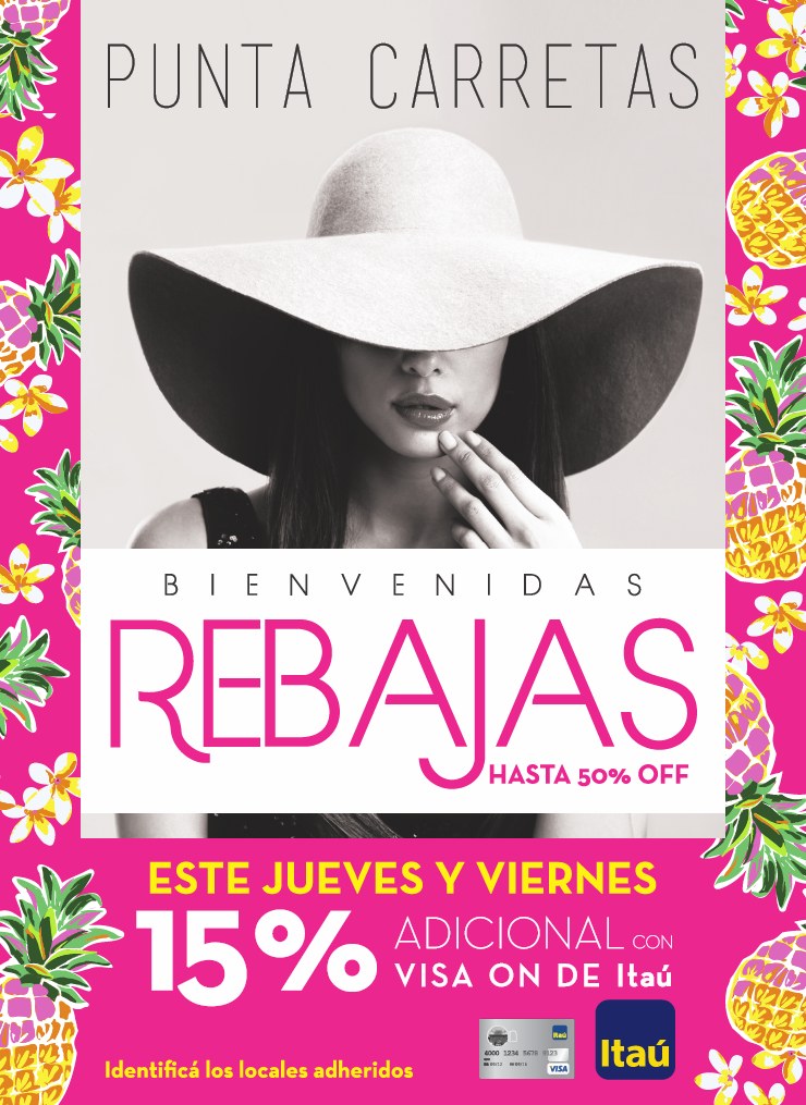 Punta Carretas Shopping - Rebajas