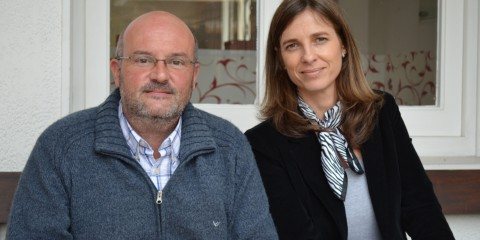 Gonzalo Torres y Marcela Lussich - Ampro
