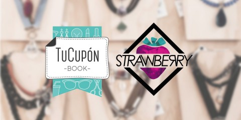 Tu Cupón Book y Strawberry