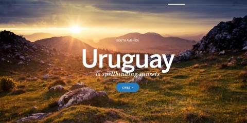 Uruguay en Lonely Planet
