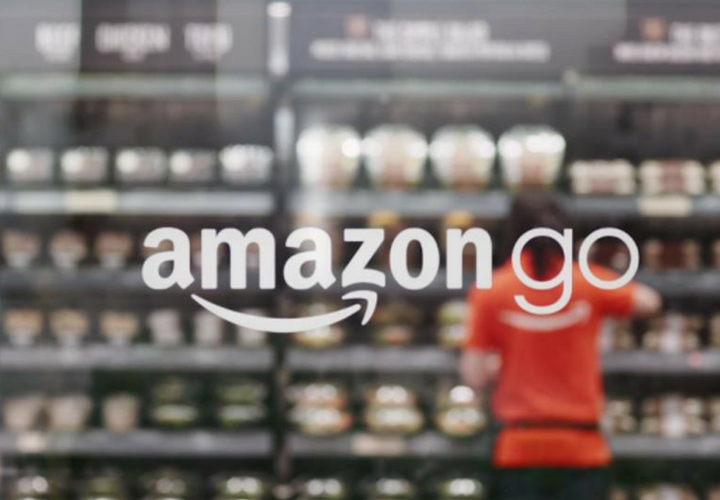 Amazon Go, el supermercado del futuro.